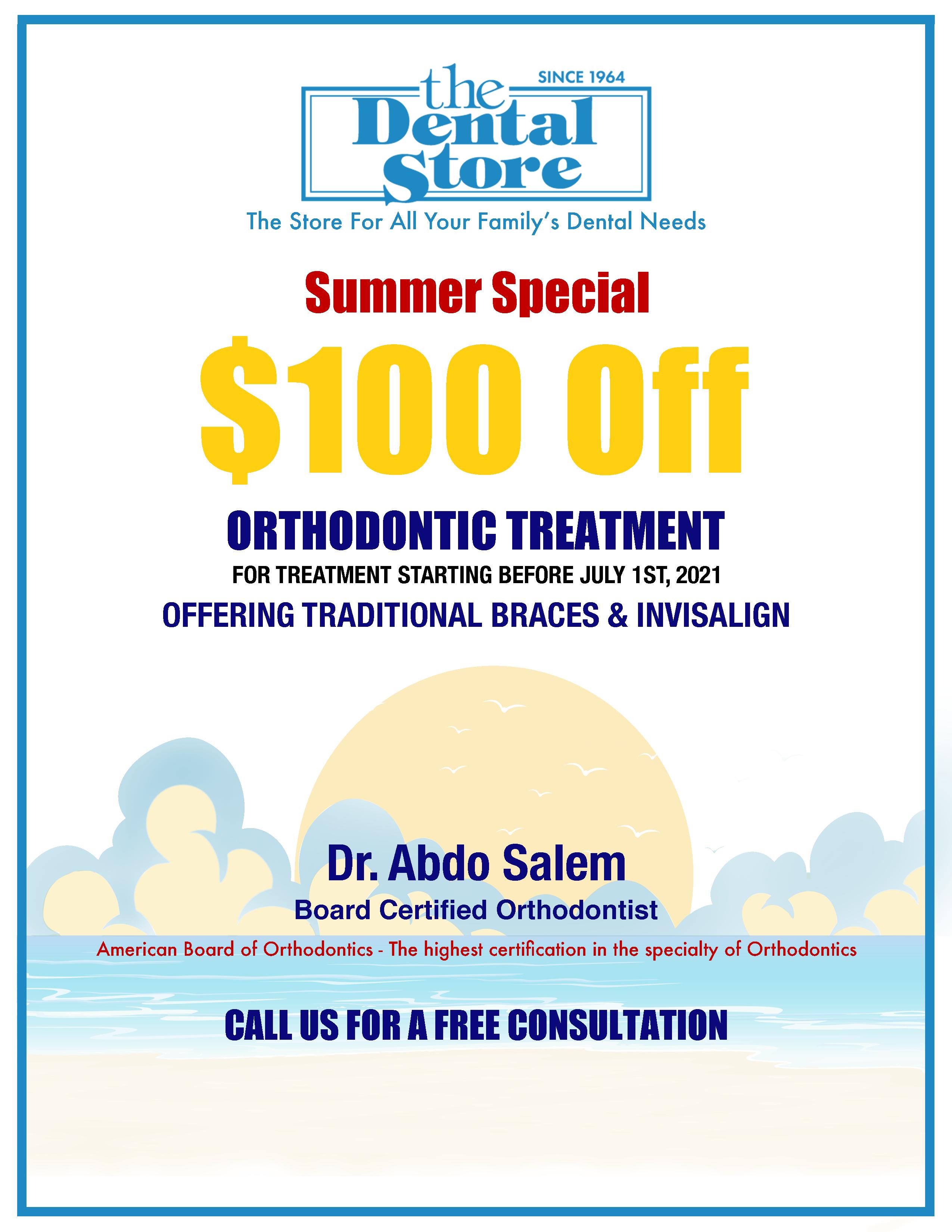 Orthodontics Special